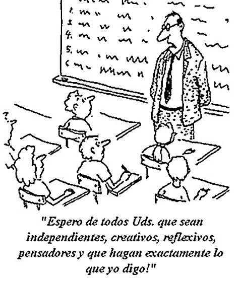 mal profesor